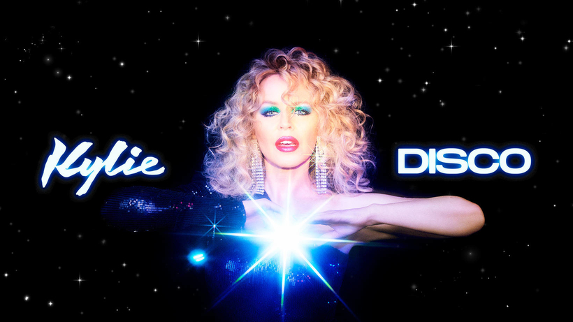 """Album Review: The sonic glitter of Kylie Minogue's """"Disco"""" shines a light in our darkness"""